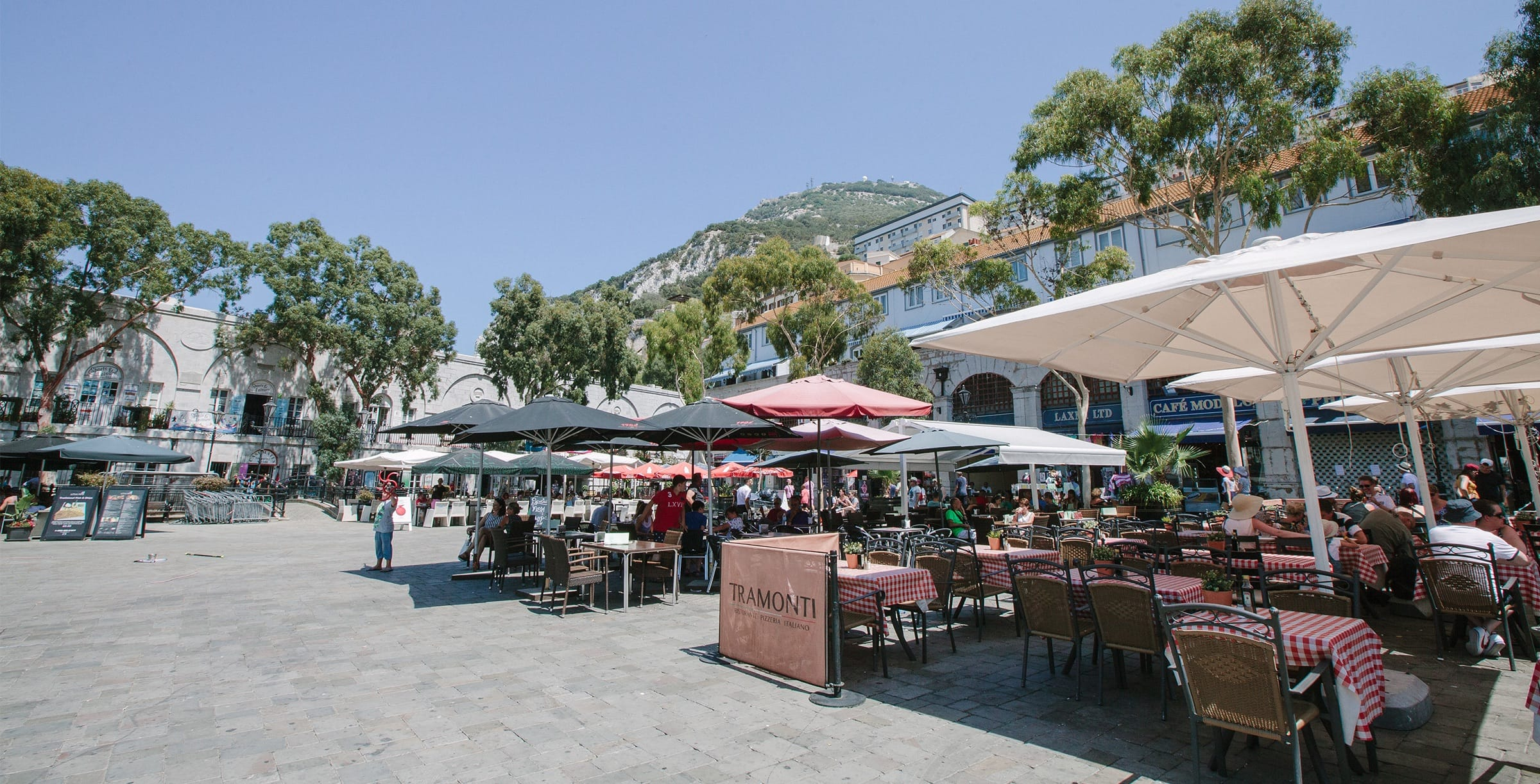Gibraltar restaurants and lifestyle